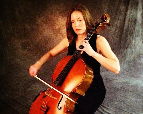Elaine Anderson, cello