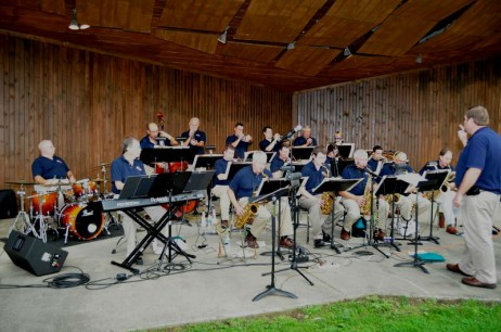 Thu, Aug 18 – ASO Big Band in the Park